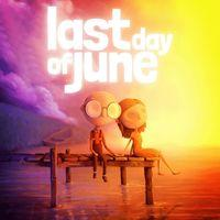 Portada oficial de Last Day of June para PS4