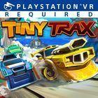 Portada oficial de de Tiny Trax para PS4