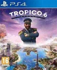 Portada oficial de Tropico 6 para PS4
