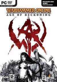 Portada oficial de Warhammer Online: Age of Reckoning para PC