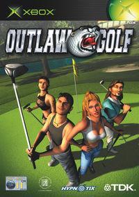 Portada oficial de Outlaw Golf para Xbox