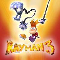 Portada oficial de Rayman 3 CV para Wii U