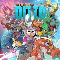 Portada oficial de The Swords of Ditto para PS4