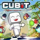 Portada oficial de de Cubit The Hardcore Platformer Robot HD eShop para Wii U