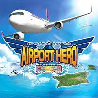 Portada oficial de I am an air traffic controller AIRPORT HERO HAWAII eShop para Nintendo 3DS