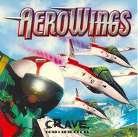 Portada oficial de Aerowings para Dreamcast