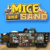 Portada oficial de Of Mice And Sand eShop para Nintendo 3DS