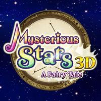 Portada oficial de Mysterious Stars 3D: A Fairy Tale eShop para Nintendo 3DS