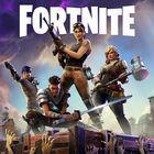 Portada oficial de de Fortnite para PC