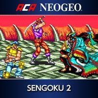 Portada oficial de NeoGeo Sengoku 2 para PS4