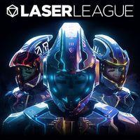 Portada oficial de Laser League para PS4