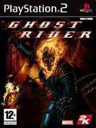 Portada oficial de de Ghost Rider para PS2