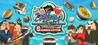Portada oficial de Counter Fight: Samurai Edition para PC