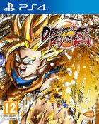 Portada oficial de de Dragon Ball FighterZ para PS4