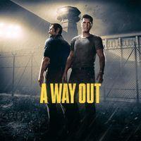 Portada oficial de A Way Out para PS4