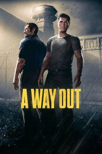 Portada oficial de A Way Out para Xbox One