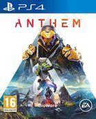 Portada oficial de de Anthem para PS4