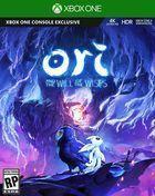 Portada oficial de de Ori and the Will of the Wisps para Xbox One