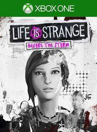 Portada oficial de Life is Strange: Before the Storm para Xbox One