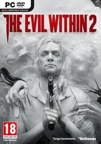 Portada oficial de The Evil Within 2 para PC