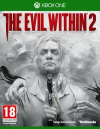 Portada oficial de The Evil Within 2 para Xbox One
