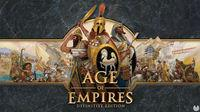 Portada oficial de Age of Empires: Definitive Edition para PC