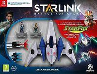 Portada oficial de Starlink: Battle for Atlas para Switch