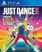 Portada oficial de de Just Dance 2018 para PS4