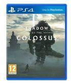 Portada oficial de de Shadow of the Colossus (Remake) para PS4