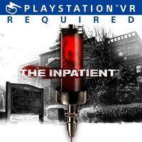 Portada oficial de The Inpatient para PS4