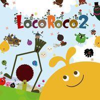 Portada oficial de LocoRoco 2 Remastered para PS4