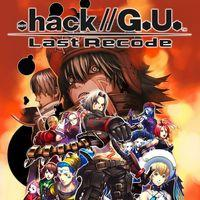 Portada oficial de .hack//G.U. Last Recode para PS4