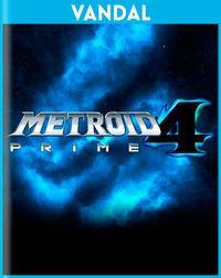 Portada oficial de Metroid Prime 4 para Switch