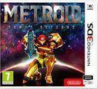 Portada oficial de de Metroid: Samus Returns para Nintendo 3DS