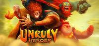 Portada oficial de Unruly Heroes para PC
