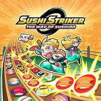Portada oficial de Sushi Striker: The Way of Sushido para Nintendo 3DS