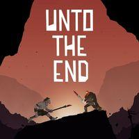 Portada oficial de Unto the End para PS4