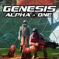 Portada oficial de Genesis Alpha One para PS4