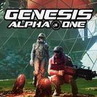 Portada oficial de de Genesis Alpha One para PS4