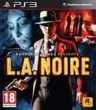 Portada oficial de de L.A. Noire para PS3