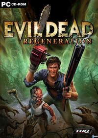 Portada oficial de Evil Dead: Regeneration para PC