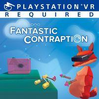Portada oficial de Fantastic Contraption para PS4