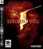Portada oficial de de Resident Evil 5 para PS3