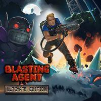 Portada oficial de Blasting Agent: Ultimate Edition para PS4