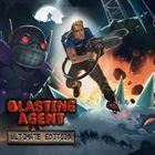 Portada oficial de de Blasting Agent: Ultimate Edition para PS4