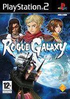 Portada oficial de de Rogue Galaxy para PS2