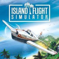 Portada oficial de Island Flight Simulator para PS4
