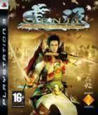 Portada oficial de de Genji: Days of the Blade para PS3