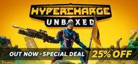 Portada oficial de HYPERCHARGE: Unboxed para PC