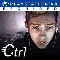 Portada oficial de Ctrl para PS4